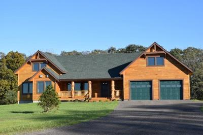 Victor Single Family Home A-Active: 7980 Boughton Hill Road