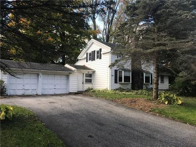 Monroe County Single Family Home A-Active: 4337 Canal Road