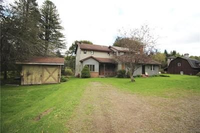 Single Family Home A-Active: 3164 Greenman Road