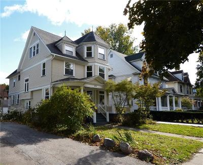 Rochester Multi Family 2-4 U-Under Contract: 274 Rutgers St