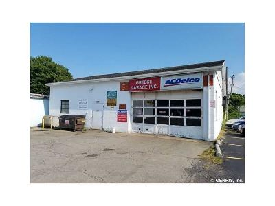 Monroe County Commercial A-Active: 399 Stone Road