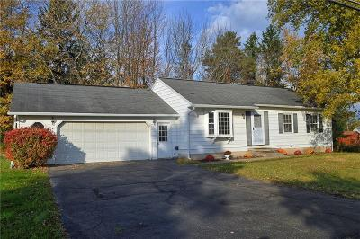 Jamestown NY Single Family Home A-Active: $94,500