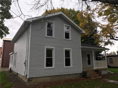 Dansville NY Single Family Home U-Under Contract: $99,900
