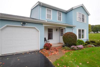 Penfield Condo/Townhouse A-Active: 61 Blue Ridge Road