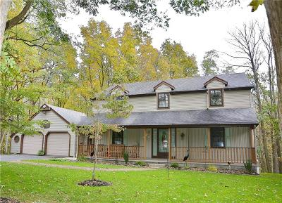 Victor Single Family Home C-Continue Show: 7130 Marshall Trail