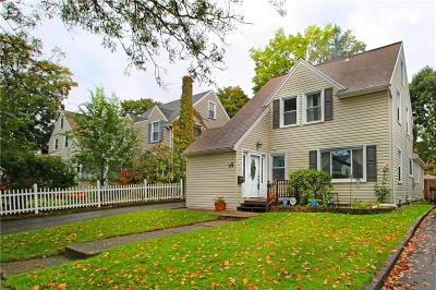 Monroe County Single Family Home U-Under Contract: 15 Ross Street