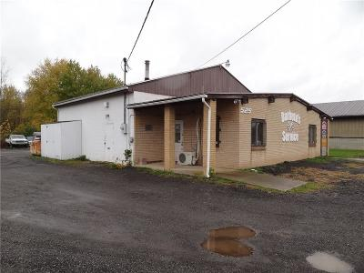 Monroe County Commercial A-Active: 525 Attridge Road