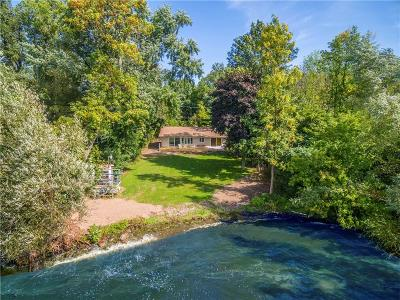 Ontario County Single Family Home A-Active: 8659 Northshore Drive