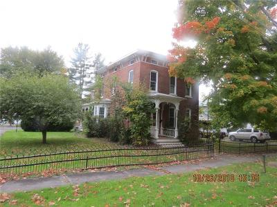 Waterloo, Geneva-city, Seneca Falls, Geneva-town Single Family Home A-Active: 15 West Elizabeth Street