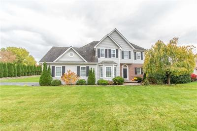 Victor Single Family Home A-Active: 8 Valley View Drive