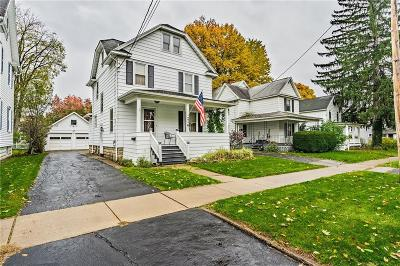East Rochester Single Family Home A-Active: 216 East Avenue