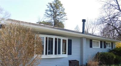 Pittsford Single Family Home U-Under Contract: 15 Cullens Run