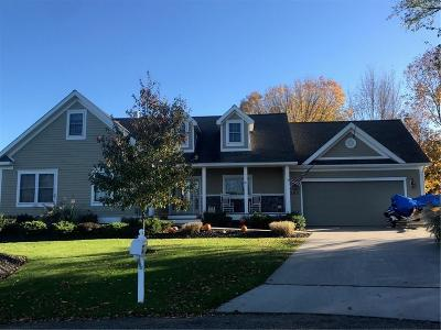 Chautauqua County Single Family Home P-Pending Sale: 202 Deer Meadow Lane
