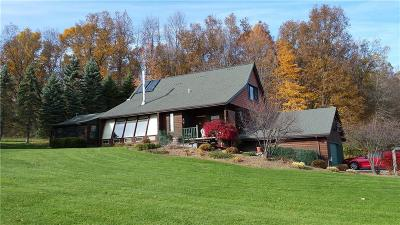 Canandaigua NY Single Family Home A-Active: $389,000