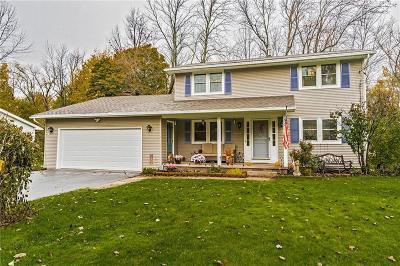 Monroe County Single Family Home A-Active: 181 Hollybrook Road