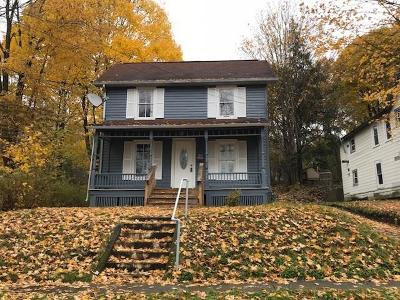 Jamestown NY Single Family Home A-Active: $34,900