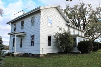Gorham Single Family Home For Sale: 3907 Goose St