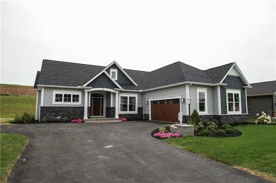 Pittsford Single Family Home A-Active: 33 (Lot 18) Aden Hill