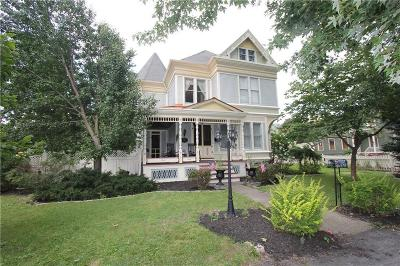 Waterloo, Geneva-city, Seneca Falls, Geneva-town Single Family Home A-Active: 77 State Street