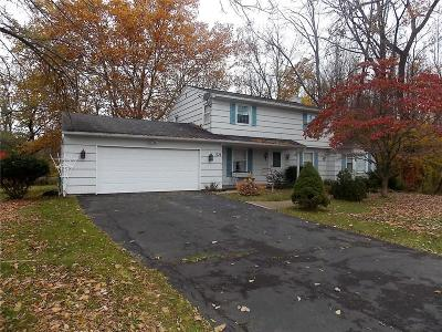 Penfield Single Family Home A-Active: 1739 Scribner Road