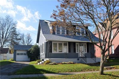 Ellicott NY Single Family Home For Sale: $78,000