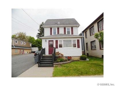 East Rochester Single Family Home A-Active: 228 West Maple Avenue