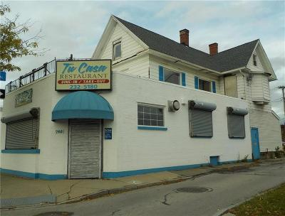 Monroe County Commercial A-Active: 740 Saint Paul Street