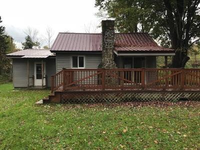 Cassadaga NY Single Family Home A-Active: $42,000