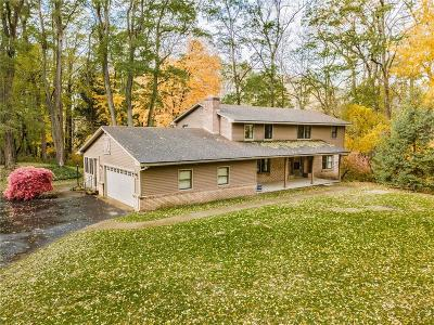 Webster Single Family Home U-Under Contract: 1194 Wall Road