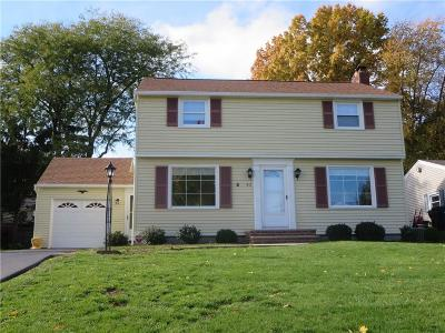 Irondequoit Single Family Home U-Under Contract: 43 Oakcrest Drive