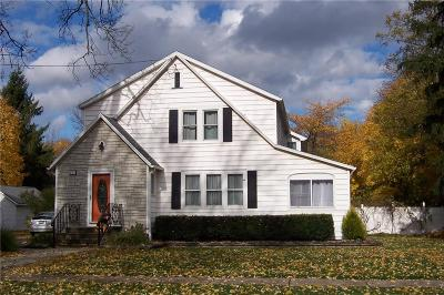 Batavia NY Single Family Home C-Continue Show: $179,000
