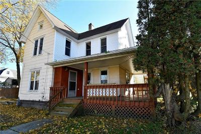 Celoron NY Single Family Home A-Active: $39,900