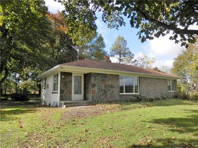 Lyons Single Family Home U-Under Contract: 2065 Maple Street Road