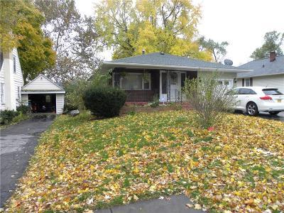 Rochester Single Family Home A-Active: 137 Heberton Road