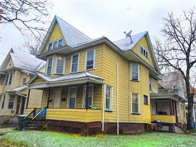 Monroe County Multi Family 2-4 U-Under Contract: 56 Shelter Street