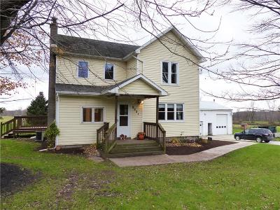 Single Family Home A-Active: 3321 Aikens Road