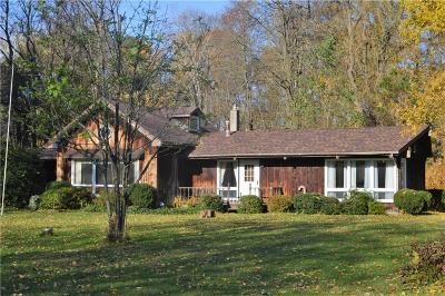 Bemus Point NY Single Family Home A-Active: $169,900