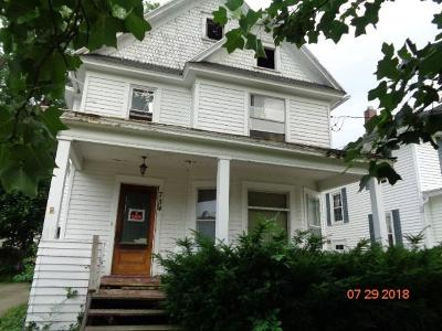 Single Family Home A-Active: 734 Deer Street