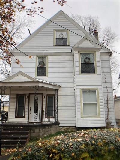 Batavia NY Single Family Home A-Active: $39,900