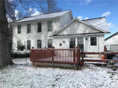 Alexander Single Family Home A-Active: 10532 Brookville Road