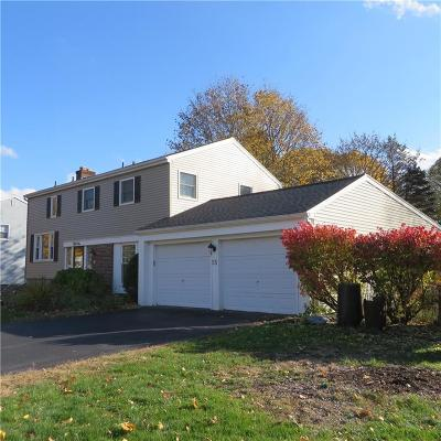 Pittsford Single Family Home A-Active: 55 Sturbridge Lane
