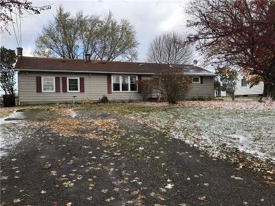 Single Family Home P-Pending Sale: 7301 Adams Road