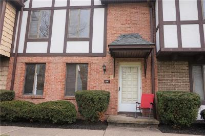 Penfield Condo/Townhouse A-Active: 64 Camberley Place