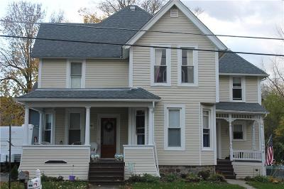 Weedsport NY Single Family Home A-Active: $169,900
