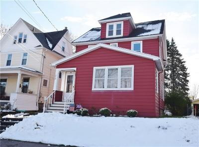 East Rochester Single Family Home U-Under Contract: 218 West Avenue