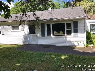 Henrietta Single Family Home U-Under Contract: 87 Palamino Dr