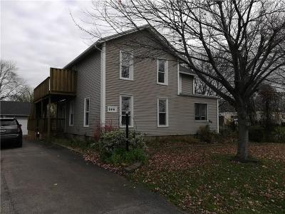 Webster Multi Family 2-4 U-Under Contract: 646 Basket Road