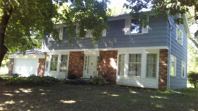 Pittsford Single Family Home A-Active: 57 Round Trail Drive