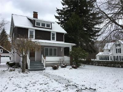 Jamestown Single Family Home A-Active: 463 Willard Street