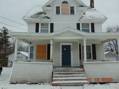 Williamson Single Family Home U-Under Contract: 4135 Prospect Street